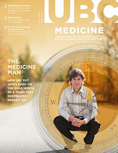 UBC Medicine Fall 2014 cover small