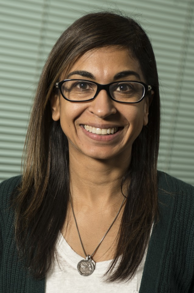 Shelina Babul (photo courtesy of Child & Family Research Institute)