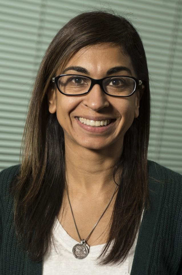 Shelina Babul (photo courtesy of Child & Family Research Institute)