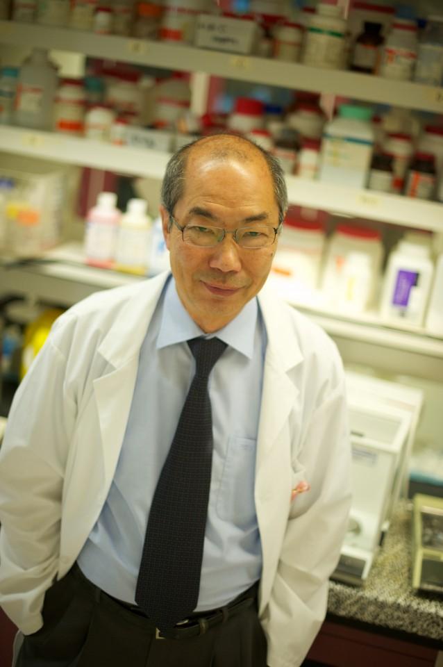 Tak Mak. Photo courtesy of Princess Margaret Cancer Foundation