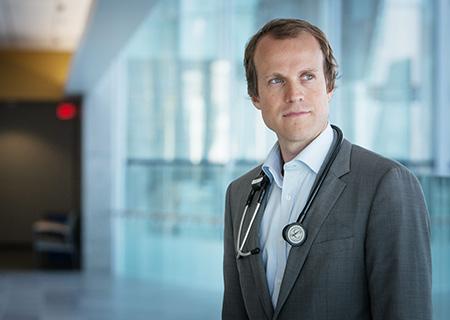 Haakon Nygaard. Photo credit: Martin Dee
