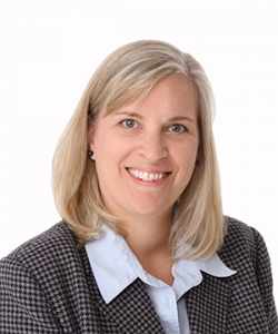 Dr. Susan Small, Director of UBC's Pediatric Audiology Lab