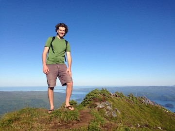 Luke Hughson, Northern Medical Program Class of 2016, spent the summer researching gaps in cancer care experienced in isolated Aboriginal communities, such as Haida Gwaii.