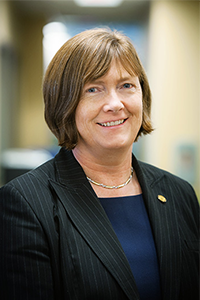 Dr. Michelle Butler, Director of UBC's Midwifery program. Photo credit: Martin Dee