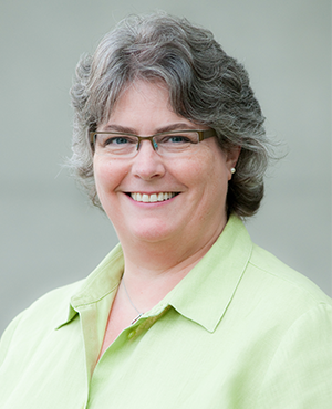 Dr. Catherine Backman, Professor and Head of UBC's Department of Occupational Science & Occupational Therapy.