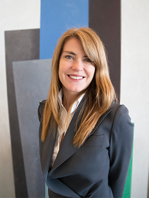 Dr. Siân Spacey, Director of UBC's Clinician Investigator Program.