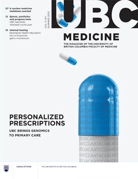 UBC Medicine magazine Summer 2015