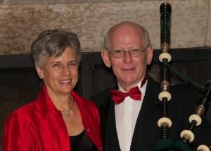 Elizabeth and Donald MacRitchie