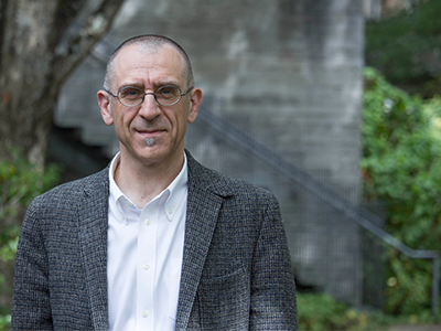 Valter Ciocca, Director of UBC's School of Audiology and Speech Sciences.