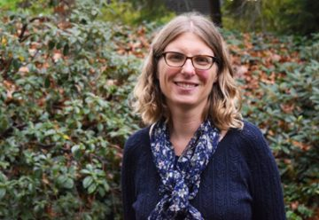 Patricia Mortenson, Program Manager of the Rehabilitation Science Online Programs.