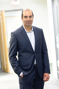Ravi Sidhu, Associate Dean of Postgraduate Medical Education