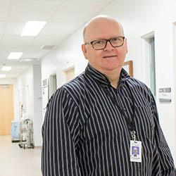 Dr. Martin McKeown