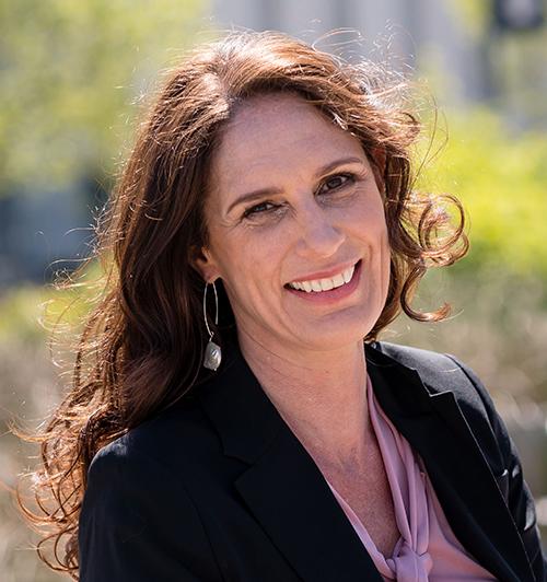 Erin Michalak, professor in the department of psychiatry