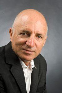 Senior author Michael Hayden