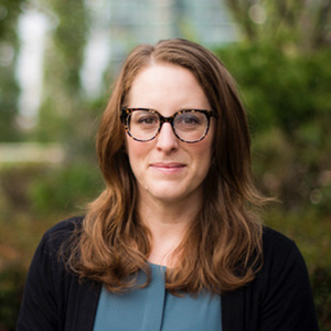 Lindsey Richardson, research scientist, BC Centre on Substance Use