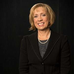 Dr. Deborah Money, Executive Vice-Dean of the Faculty of Medicine
