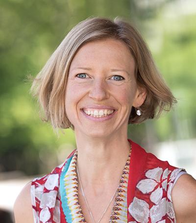 Eva Oberle, assistant professor in the school of population and public health