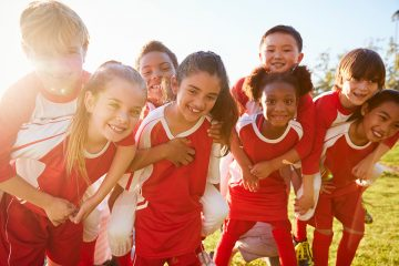 Extracurricular activities and mental health in kids