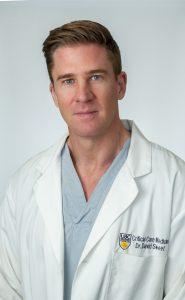 David Sweet sepsis researcher