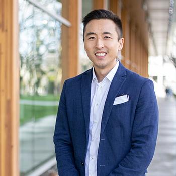 UBC medical student Cody Lo