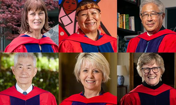 2021 Honorary Degrees