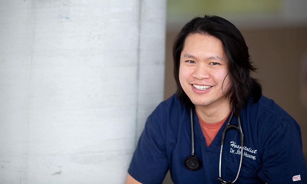 Dr. Jim Huang